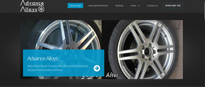 alloy wheel repair cheshire