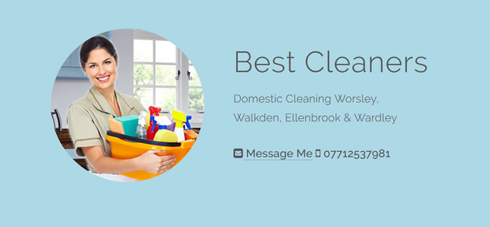 cleaners in worsley