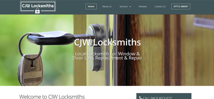 new website for locksmith in westhoughton