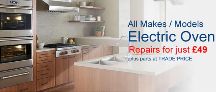web design for appliance repairs colchester