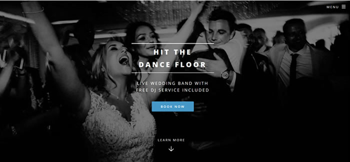 live wedding band hire manchester
